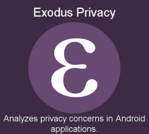 Exodus Privacy, découvrez qui et comment vous êtes trackés sur Android